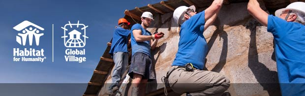 Habitat for Humanity's Global Village volunteer program