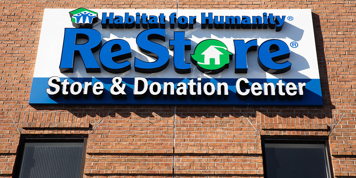 Lovely Habitat For Humanity ReStore