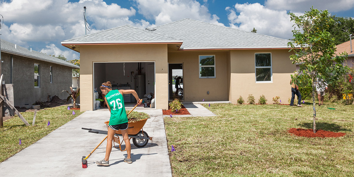 New smyrna beach fl habitat for humanity for How to build a house in florida