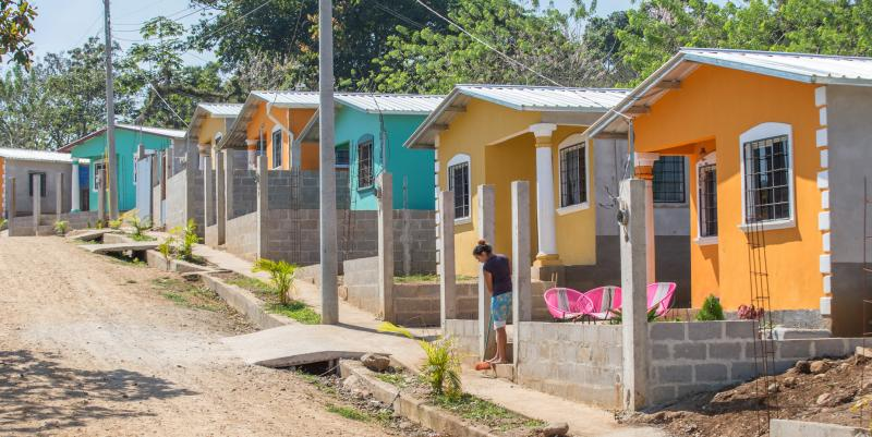 Improving Access To Affordable Land And Housing In Honduras