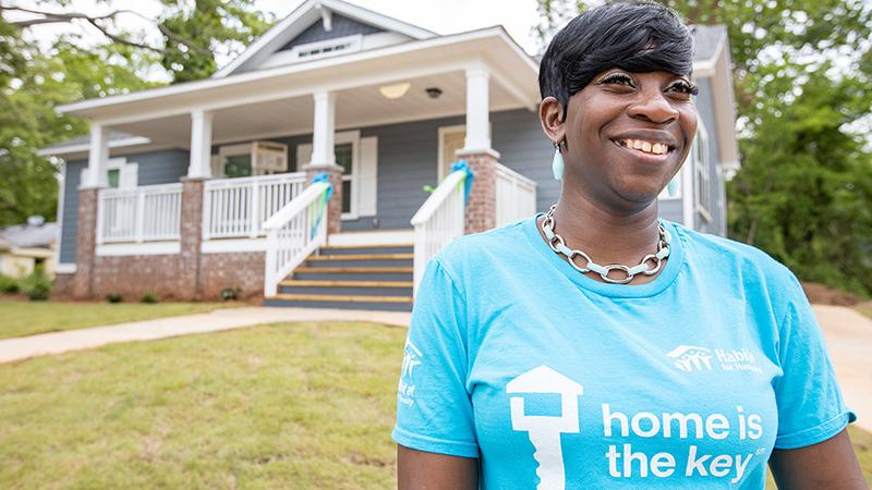 Video preview: Krushetta shares how her family is thriving since becoming a homeowner