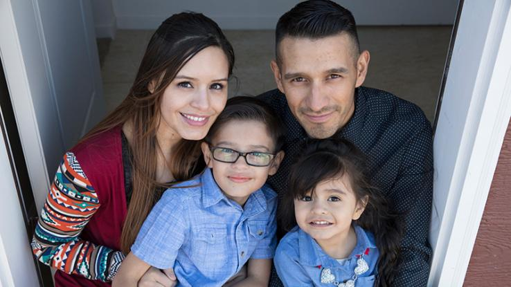 Omar and his family