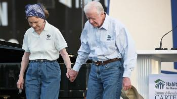 Jimmy & Rosalynn Carter Work Project Habitat for Humanity