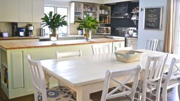 ReStore kitchen island makeover