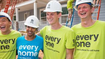 Habitat for Humanity Group Opportunities