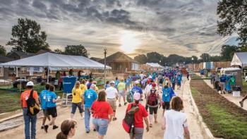 Habitat for Humanity event and program partners