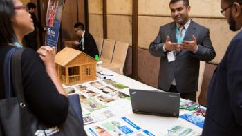 Marketplace session at 5th Asia-Pacific Housing Forum