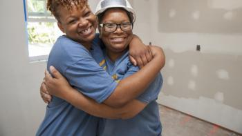 AmeriCorps Build-a-Thon opens doors