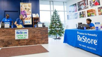 How Habitat ReStores support Habitat for Humanity