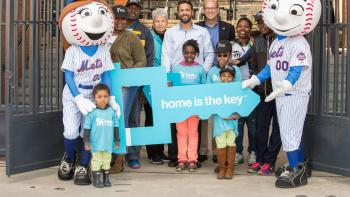 Home is the Key New York Mets