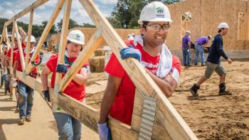 Sponsors of Habitat for Humanity's 2017 Carter Work Project