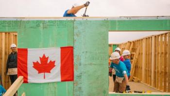 Did you know these facts about Canada? Habitat for Humanity Carter Work Project
