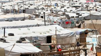 refugee camp in Lebanon