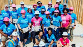 How Habitat's Women Build creates havens of encouragement, community and growth