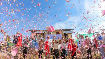 House dedication at Legacy Build in Cambodia
