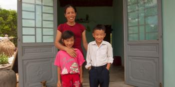 Family in Vietnam