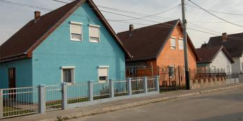 Habitat house, Romania