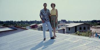 Millard and Linda Fuller, Zaire 1975