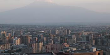A Makeover for Yerevan