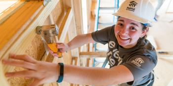 Is a gap year right for you? Habitat for Humanity