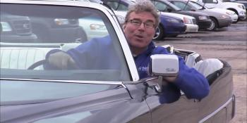 Steve Thomas explains why you should donate your vehicle to Habitat for Humanity.