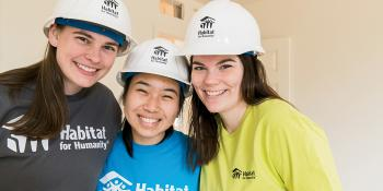President Carter and other Habitat supporters share what motivates them to help their neighbors