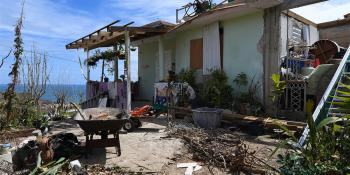 Hurricane Maria Puerto Rico home damage
