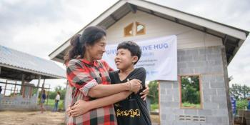 Thai mother and son, Project Kick-off