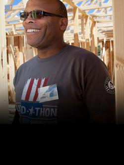 Veterans Build Habitat for Humanity