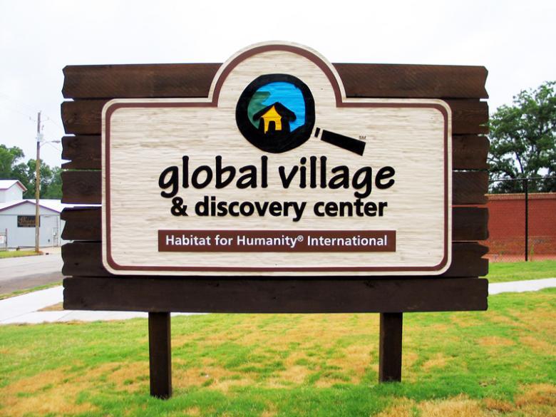 Image result for habitat for humanity global village