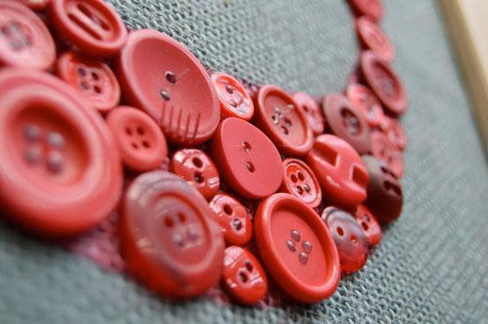 Button decorations