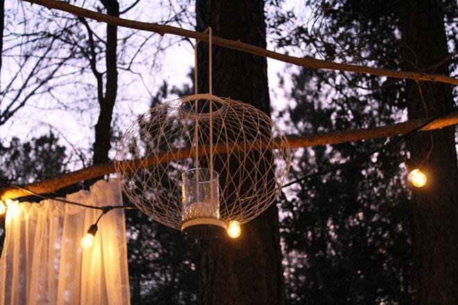 A secret garden of found treasures habitat restore outdoor lamp aloadofball Choice Image