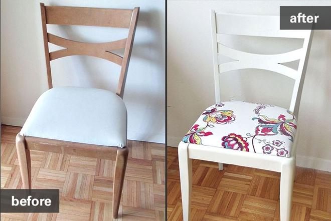 Gentil Reupholstered Chair