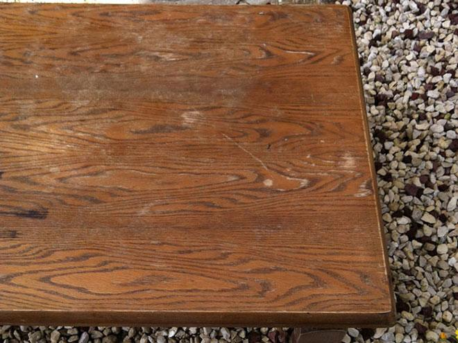 Ways to upcycle a coffee table Step 2