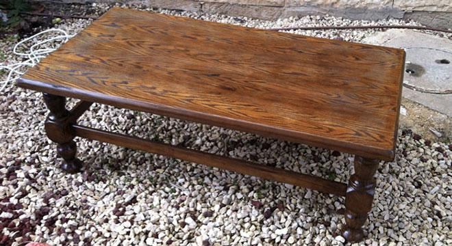 Ways To Upcycle A Coffee Table Step 4
