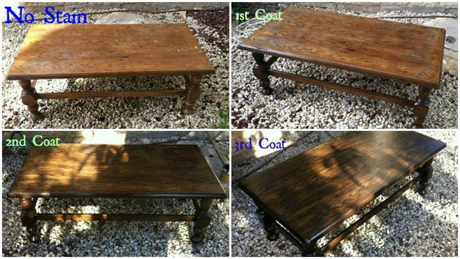 Ways to upcycle a coffee table Step 7