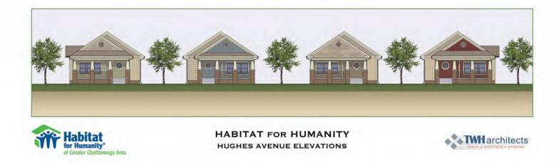 Captivating Chattanooga, Tennessee, Habitat For Humanity House Plans