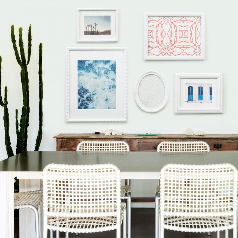 Plan your DIY gallery wall