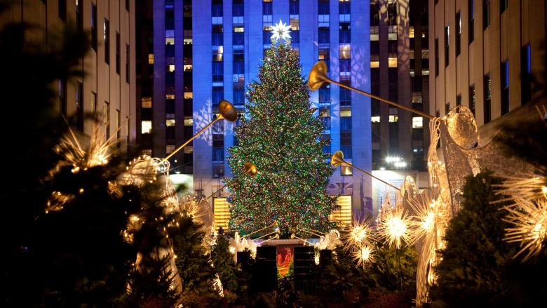Rockefeller Center Christmas Tree.