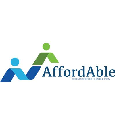 Affordable Abodes logo.
