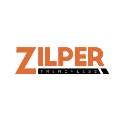 Zilper Trenchless logo.